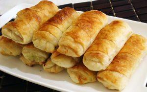 Patatesli Havuçlu Börek Tarifi
