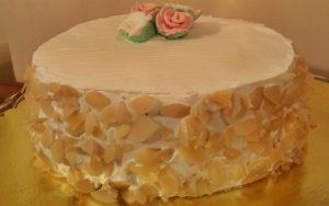 Beyaz Kremalı Pasta Tarifi
