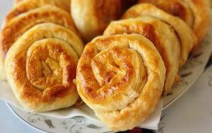 Rendelenmiş Çiğ Patatesli Börek Tarifi