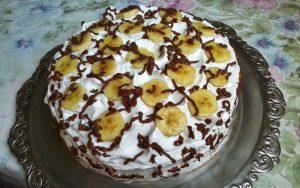 Hazır Kekten Pudingli Pasta Tarifi