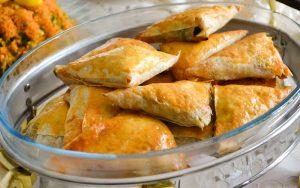 Ispanaklı Muska Böreği Tarifi