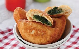 Ispanaklı Puf Böreği Tarifi