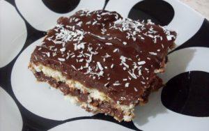Kakaolu Pudingli Pasta Tarifi
