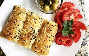 Kremalı Patatesli Börek Tarifi