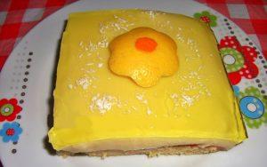 Limonlu Jöleli Pasta Tarifi