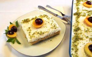 Nişastalı Gelin Pastası Tarifi
