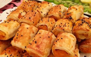 Patatesli Soğanlı Börek Tarifi