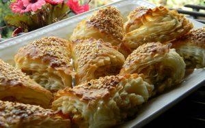Patatesli Üçgen Börek Tarifi