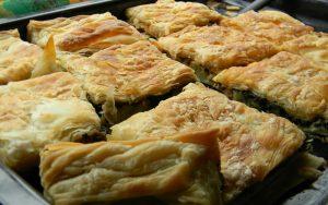 Patatesli Arnavut Böreği Tarifi
