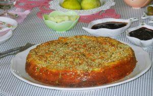 Peynirli Maydanozlu Kek Tarifi
