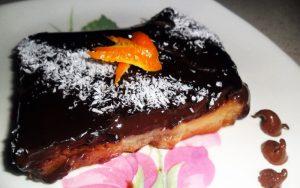 Kakaolu Pudingli Etimek Tatlısı Tarifi