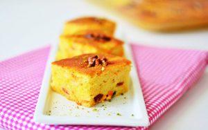 Yoğurtlu Üzümlü Kek Tarifi