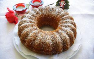 Zencefilli Tarçınlı Kek Tarifi