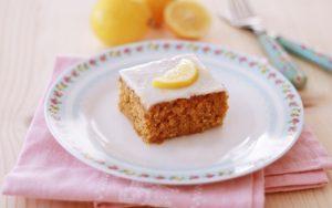 Limon Kremalı Kek Tarifi