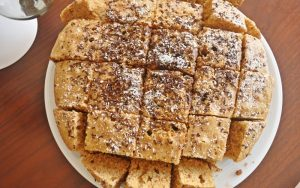 Tavada Portakallı Kek Tarifi