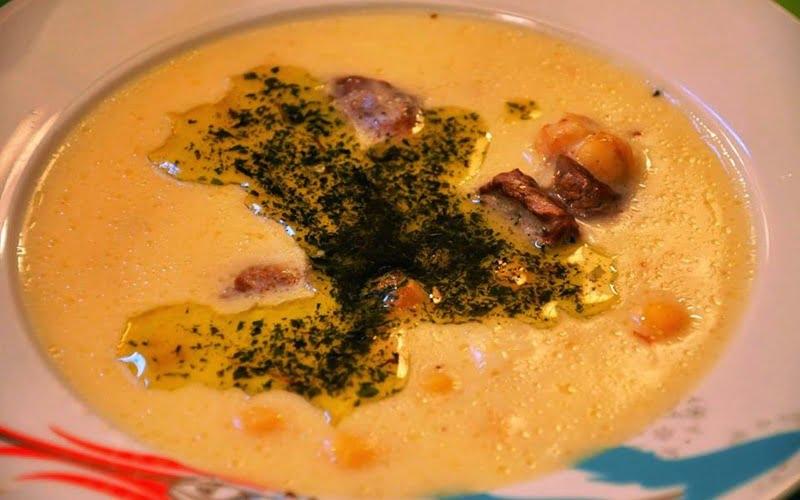 Etli Yoğurt Çorbası Tarifi