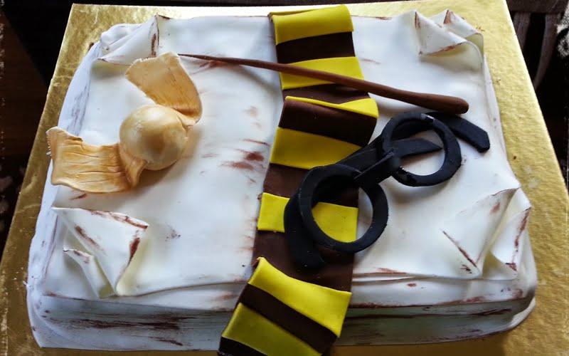 Harry Potter Pastası Tarifi