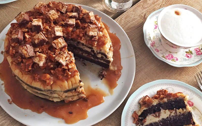 Snickers Pasta Tarifi
