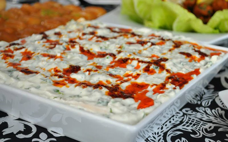 Tavuklu Patates Salatası Tarifi