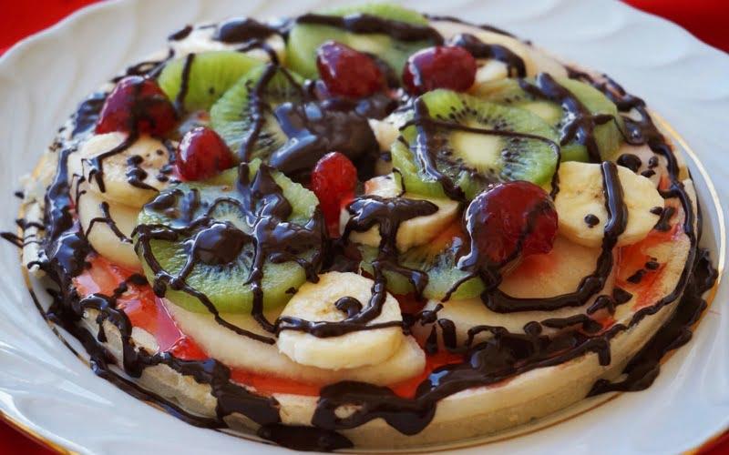 Waffle Tatlısı Tarifi