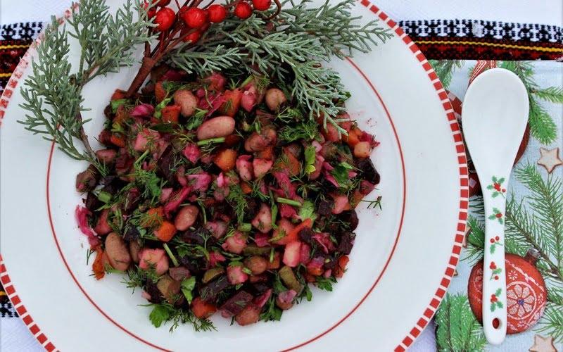 Vinegret Salatası Tarifi