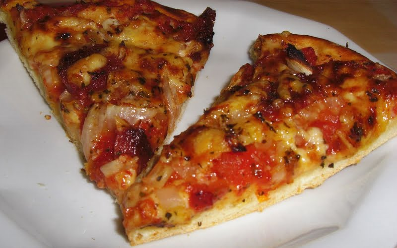 Soğanlı Pizza Tarifi
