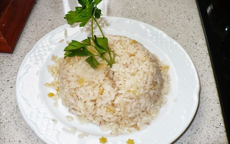 Baldo Pirinç Pilavı Tarifi