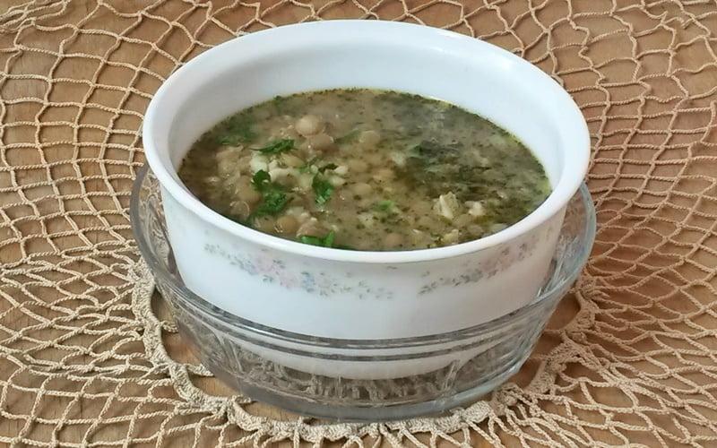 Çatal Çorbası Tarifi