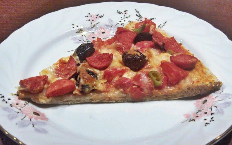 Kepekli Pizza Tarifi