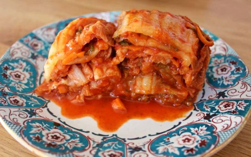 Kimchi (Kore Turşusu) Tarifi