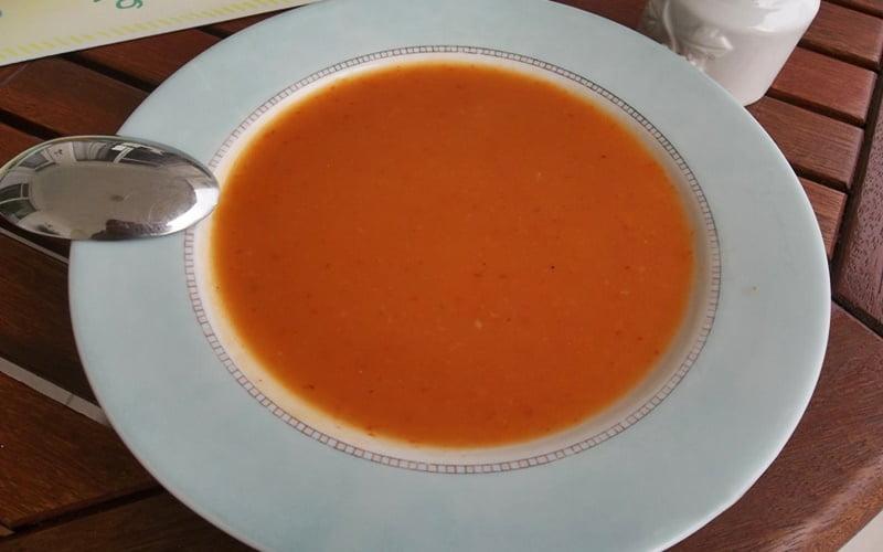 Uşak Usulü Tarhana Çorbası Tarifi