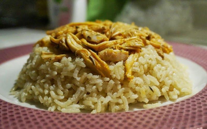 Yasemin Pirinç Pilavı Tarifi