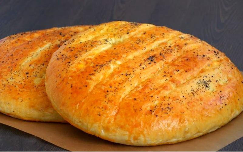 Pamuk Gibi Süt (Azeri) Çöreği